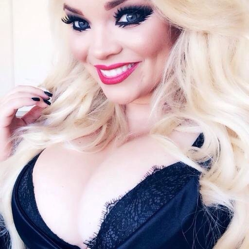 Trishapaytas, doesn't really do makeup anymore because she got hate but he's still hilarious