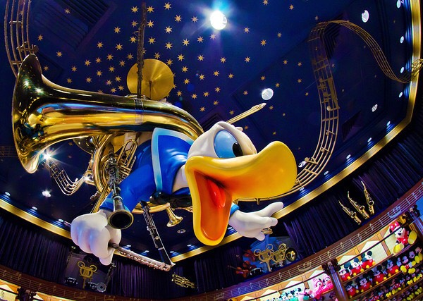 Mickey's PhilharMagic Get swept away in the magic of Disney animation in this 3D concert movie starring many favorite Disney characters.  Height: Any FP+: Yes