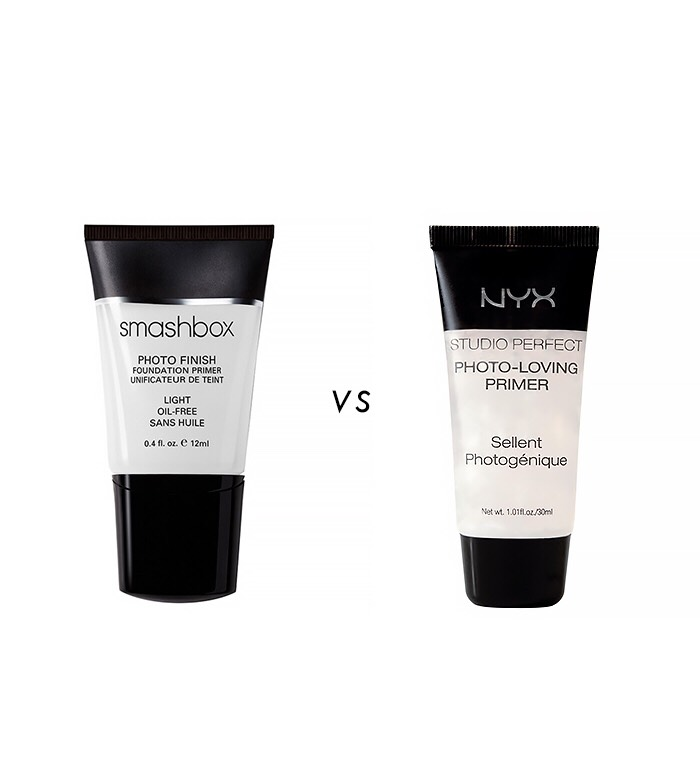 ...yes. I can't even tell you how long I've been using the smashbox photo finish foundation primer and now I actually prefer the nyx one💁🏻
