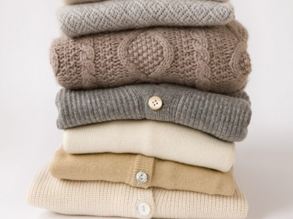 Instead of turning on the heating, put extra layers of clothes on etc. sweaters, blankets.
