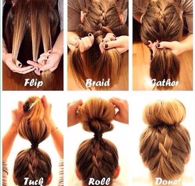 Easy Work Hairstyles - kitharingtonweb