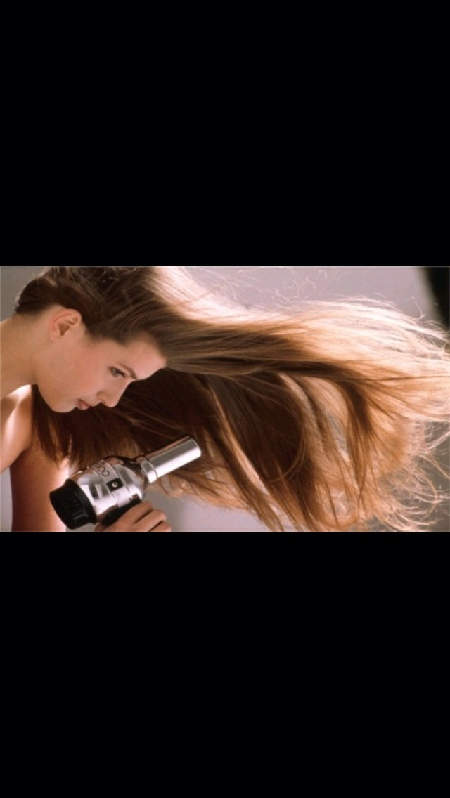 Just BLOWDRY your hair! Wow that's not that hard. The catch is..... Nothing. Except just blowdry it upside down then flip back over!! Then your ready for your voluminous day💁🔥