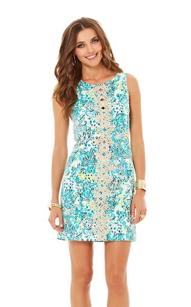 A Sundress A supply of sundresses is more important than you might suspect. From frolicking around campus to sorority formals and awards ceremonies, there's no shortage of occasions for a classic sundress.