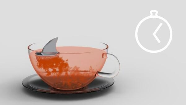 Sharky Tea Infuser!