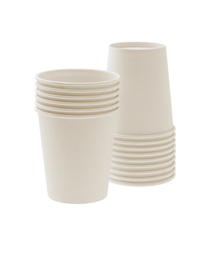 First you need some small paper cups!