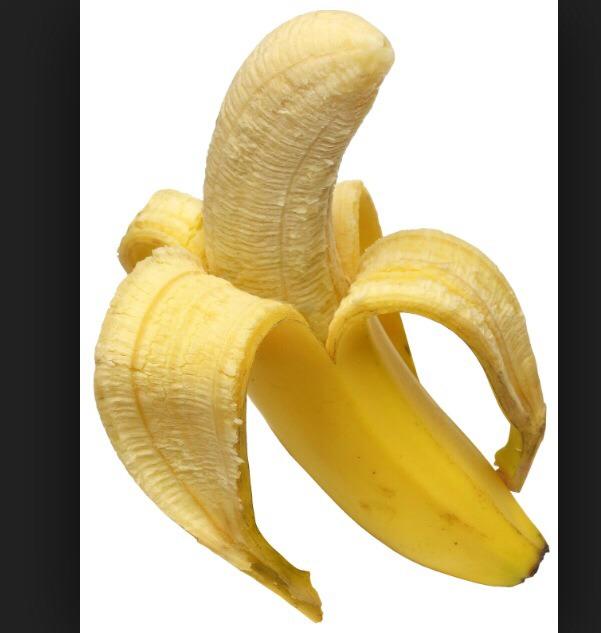 Ever wonder how a banana stays fresh? The banana peel contains potassium, magnesium and manganese.