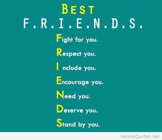 The Best Quotes About Friendship Classy Musely