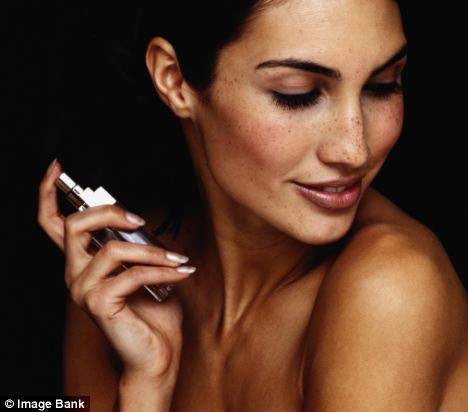 #30. Women smell good. Right after the gym or a night out without the perfume, women just smell good.