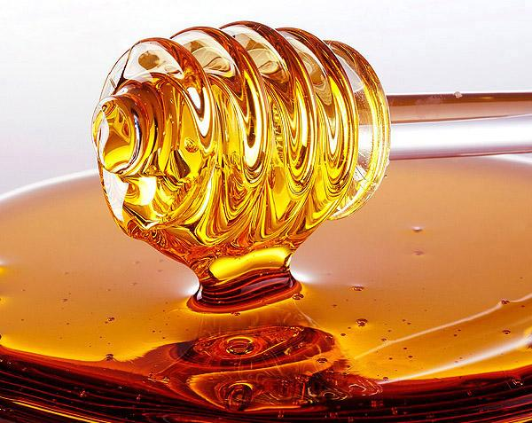 1/2 tsp of honey
