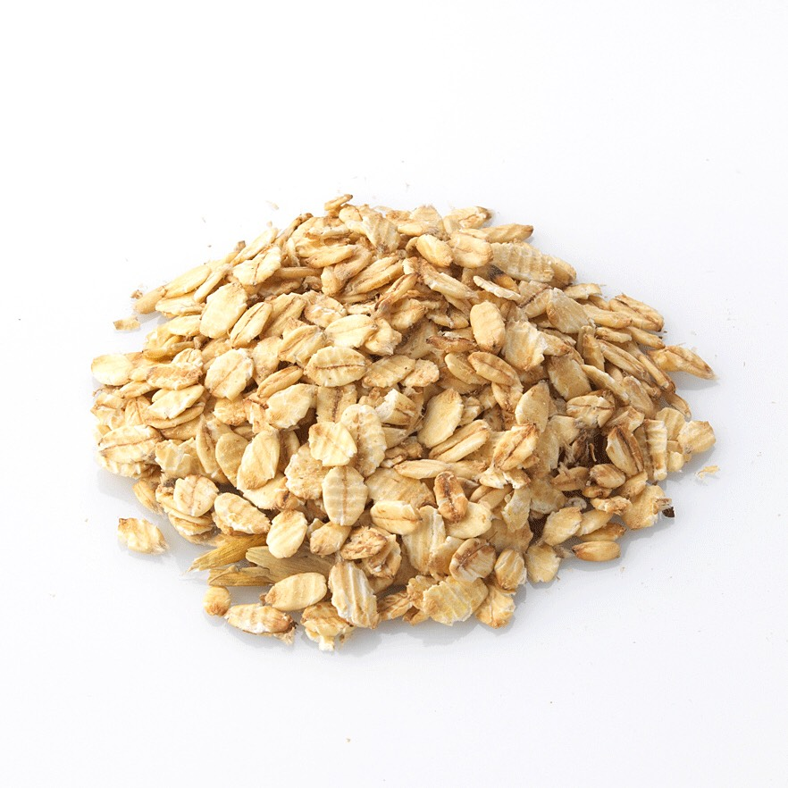 Put your oats in a cup and add ALITTLE water and let sit aside