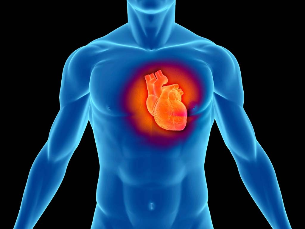 Prevent heart stroke by drinking a glass of water before going to sleep