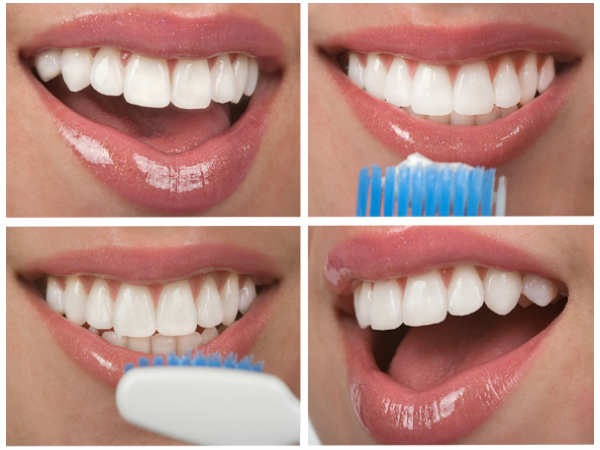 Leave it on for 1 minute *no longer* Then brush your teeth to take it off