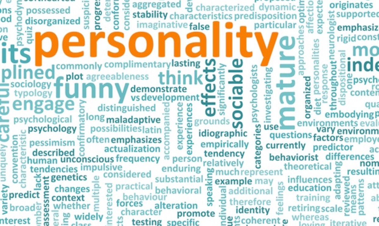 The last thing to consider is your personality type.