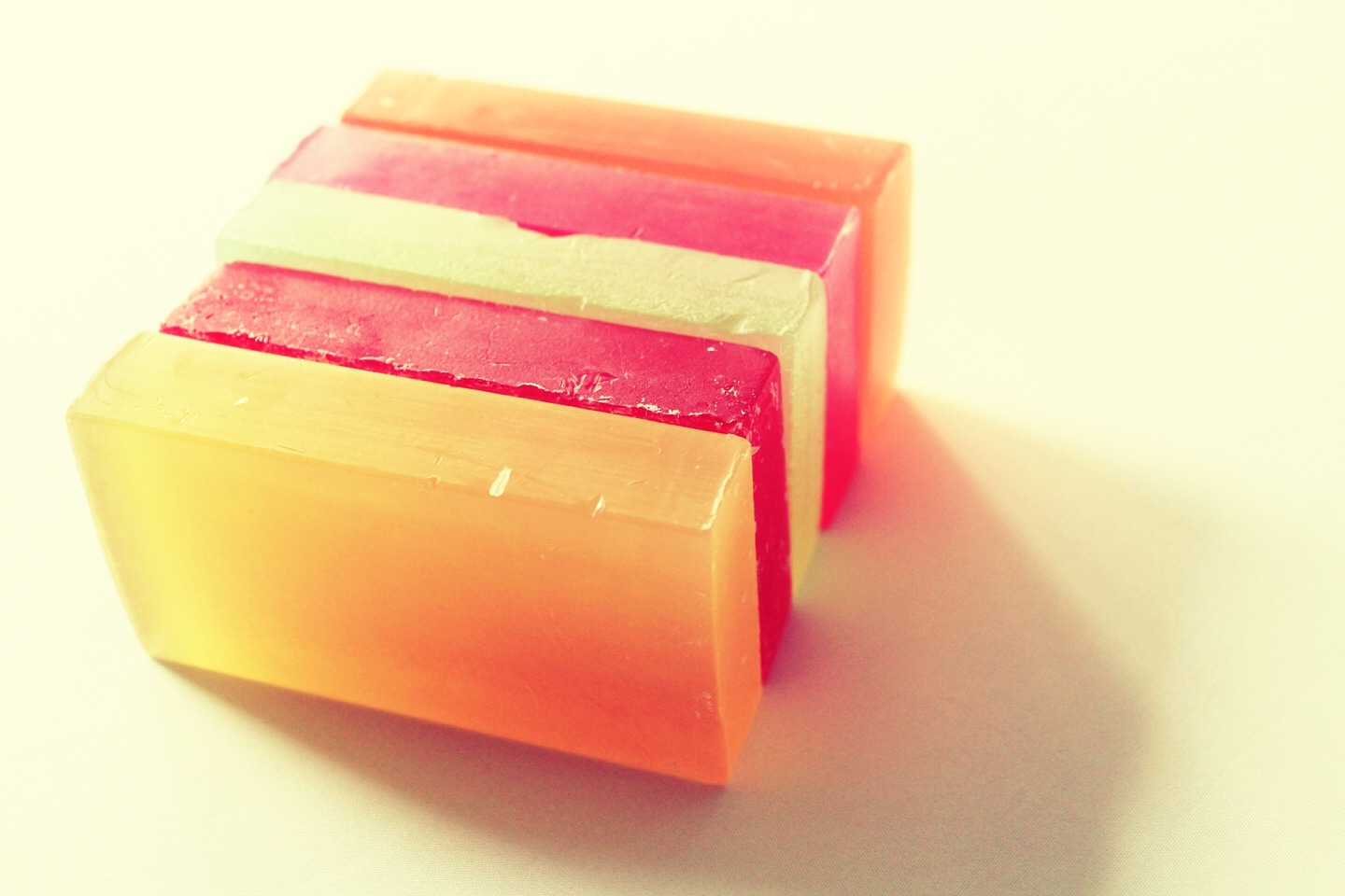 Don't forget to use hot water and lots of soap to open pores and soften hairs for a cleaner smoother shave every time