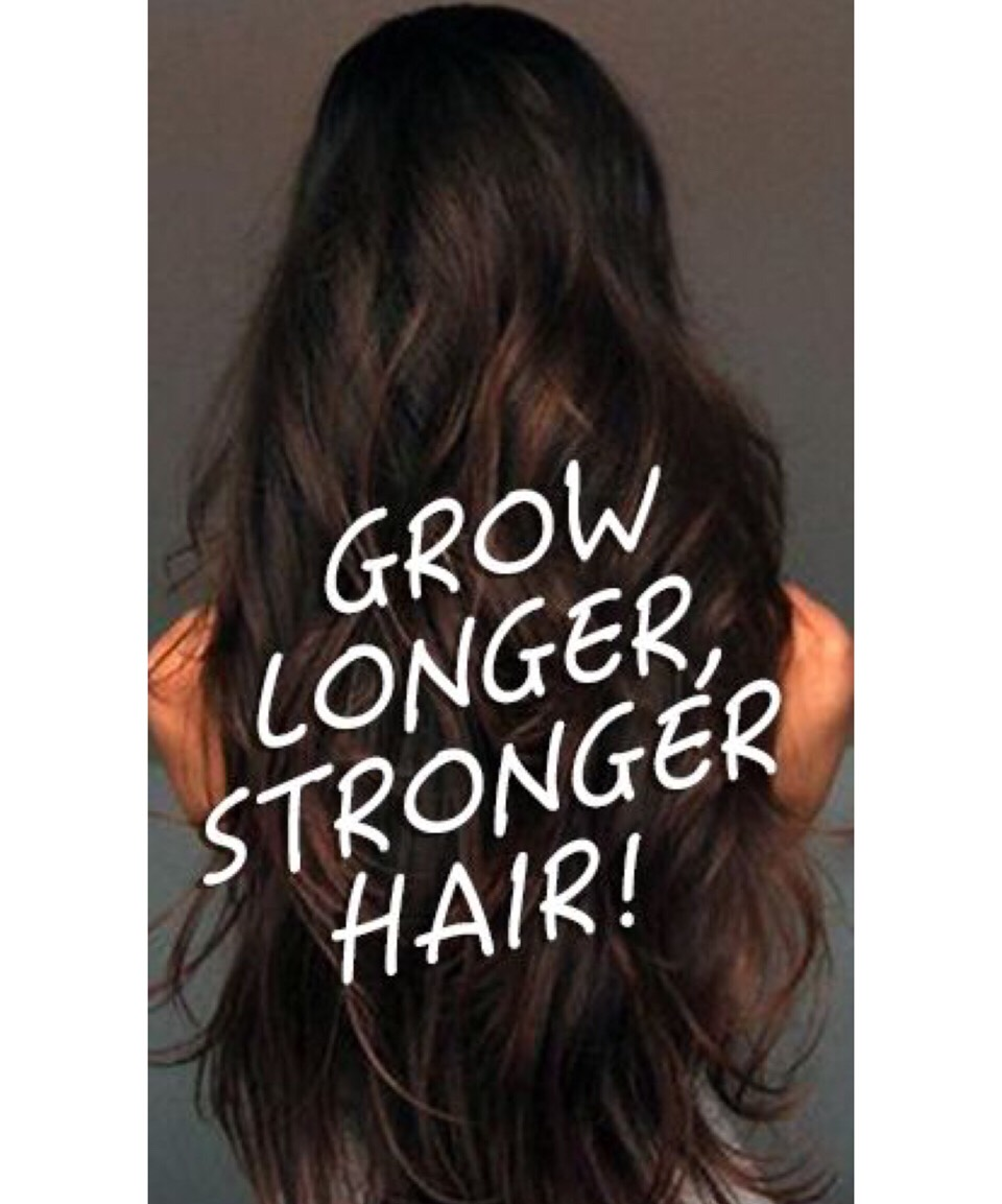Great ways to grow longer, stronger hair, FASTER!
