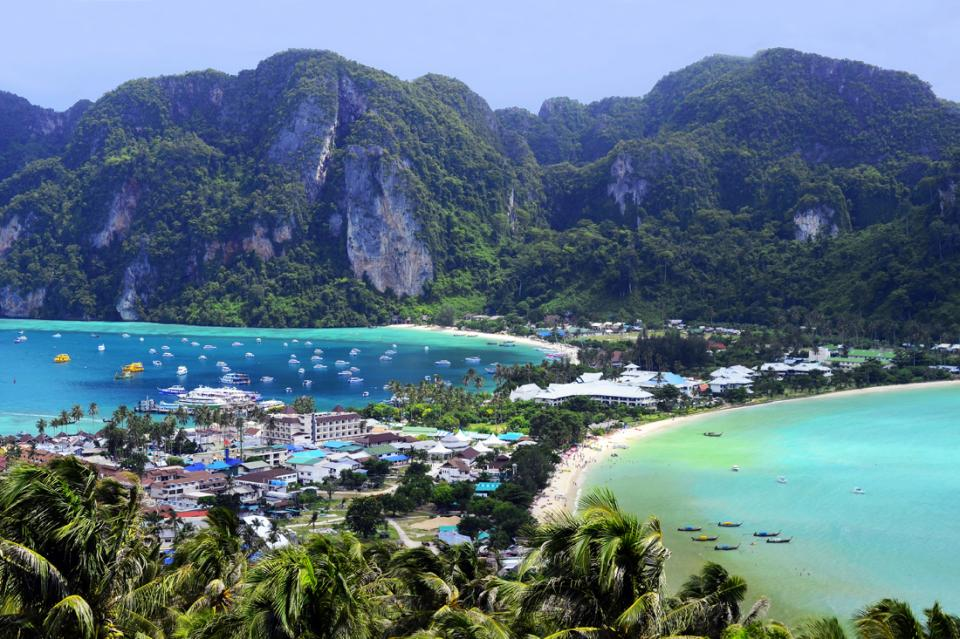 Phi Islands, Thailand