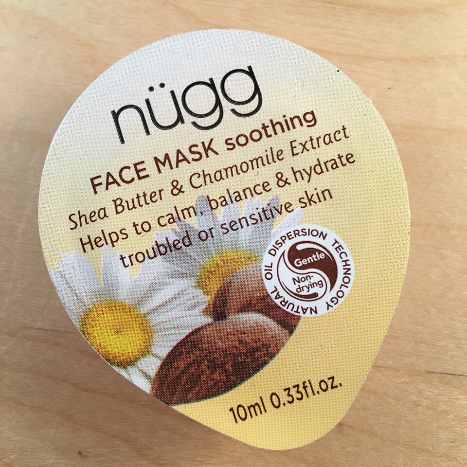 Our Soothing mask is perfect for when your skin is experiencing irritation and/or sensitivity, if you skin has been exposed to harsh, cold winds or you have been spending a lot of time in the sun.