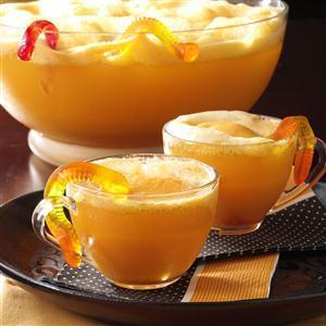 Wormy Orange Punch recipe!