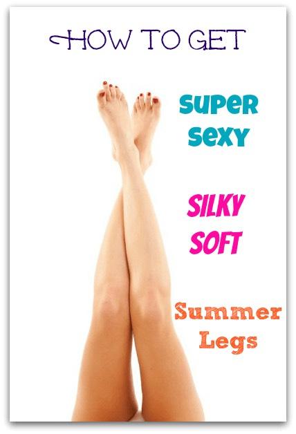Diy Exfoliator For Super Sexy Silky Soft Summer Legs By Nunita