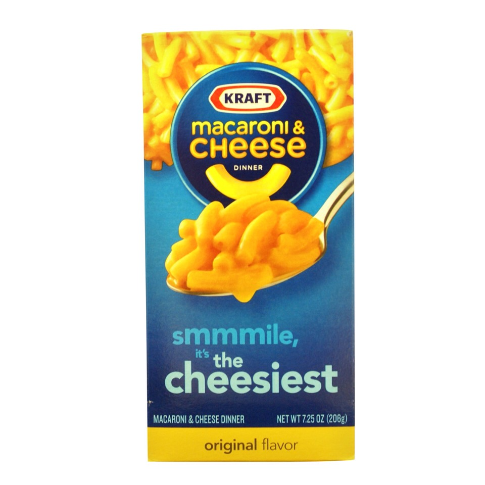 I found these little addition that make the boxed Mac n cheese taste cheesier!