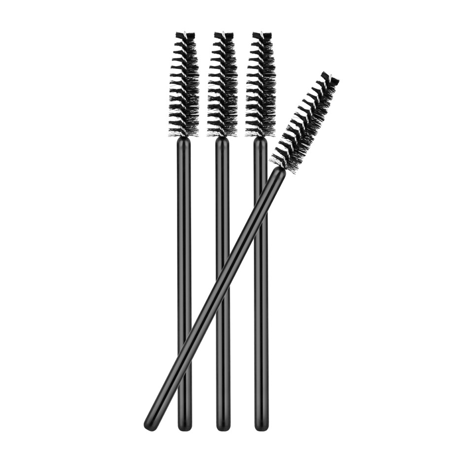 Don't throw away your mascara wands! They've still got a few uses left! Clean them and use it as a brow brush instead. You might even find it handy around the house, use it to unclog sinks, or clean hard to reach areas in your home!