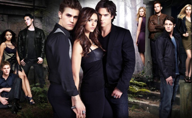 The vampire diaries I didn't know about this when I heard about it, but then I watched the first episode and i feel in love, it's very good. Supernatural drama, horror, fantasy, romance