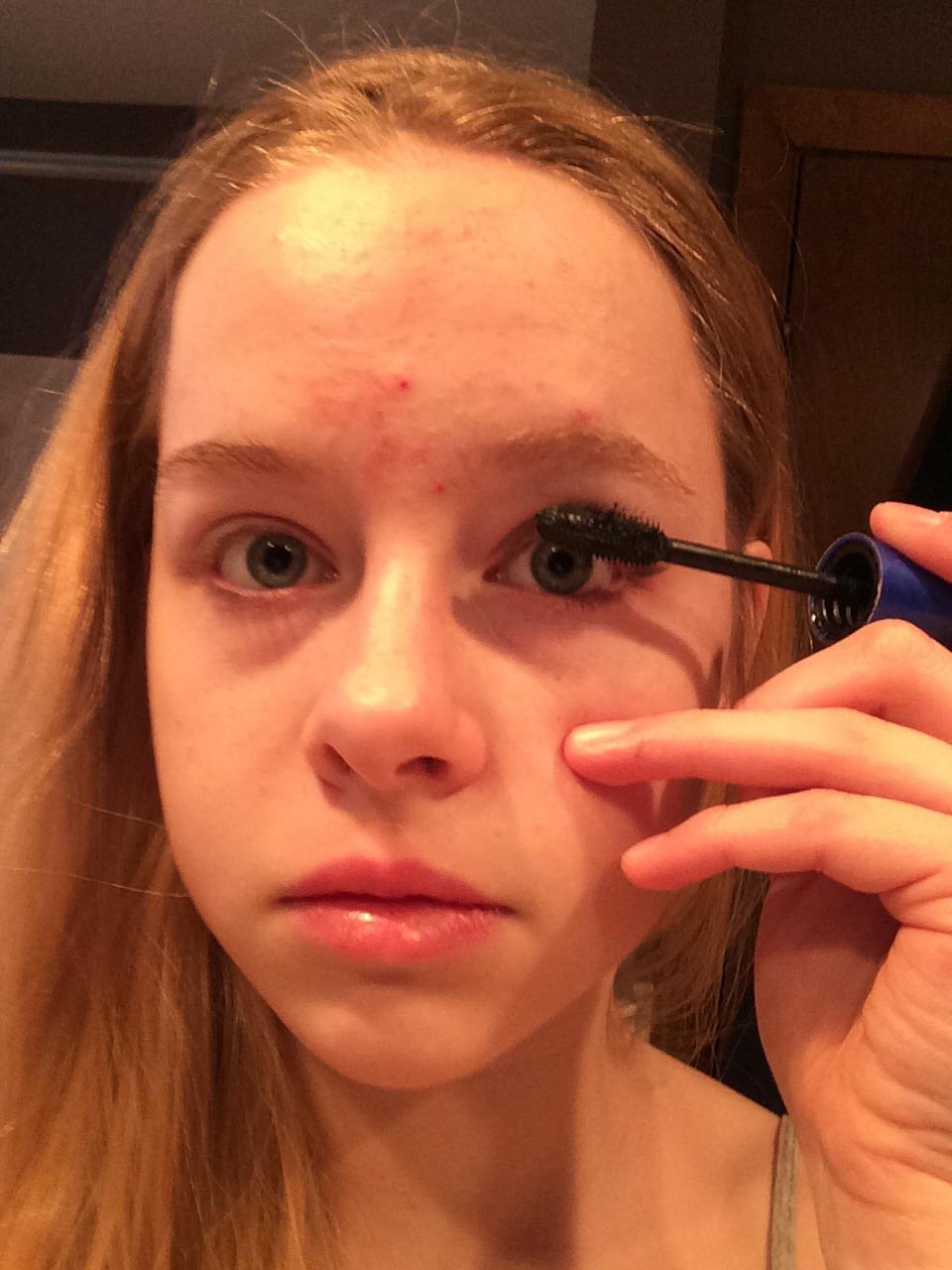 Apply favorite mascara