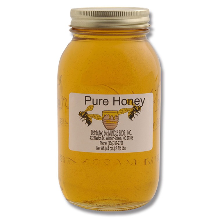 Can be any kind of honey but i prefer pure honey. Can be of any make aswell