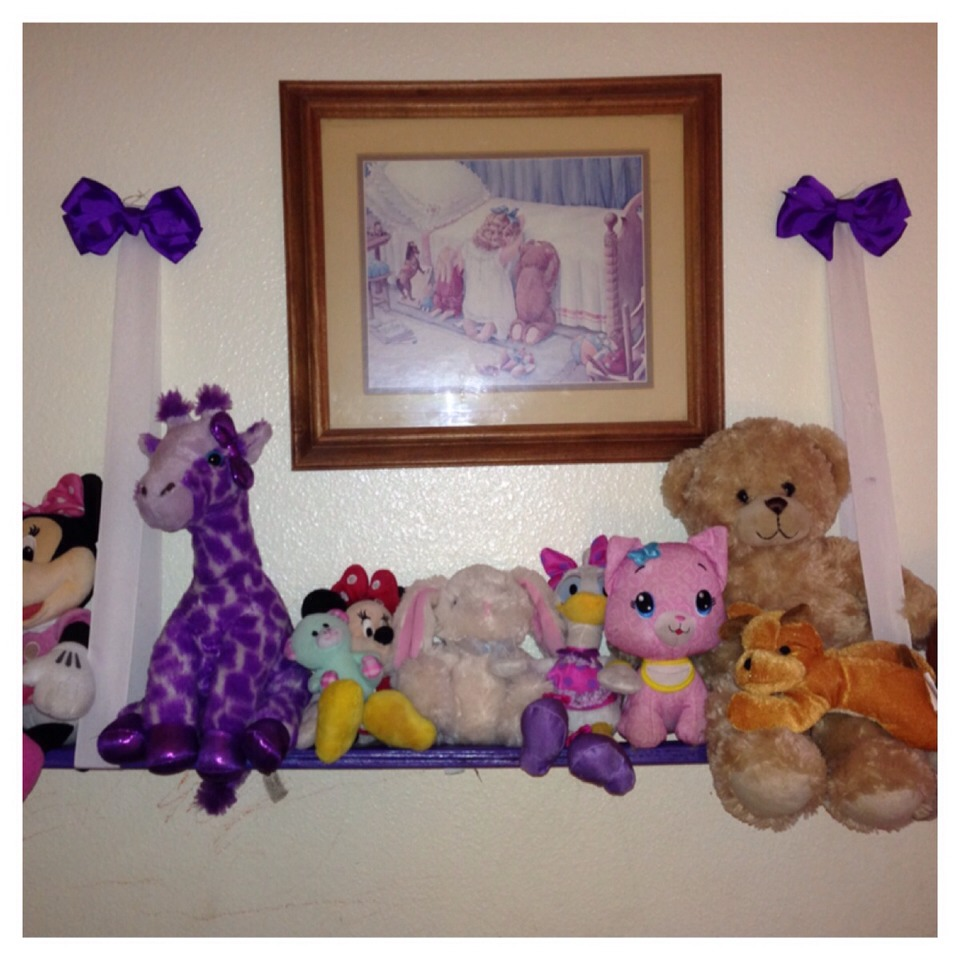 Diy Stuffed Animal Holder By N A T A L I E Musely