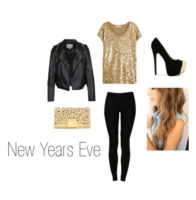 Casual New Year's Eve