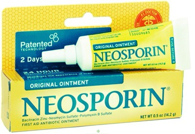 Shave with Neosporin to prevent irritating bumps around your bikini line. Plus it makes the skin really soft and smooth.