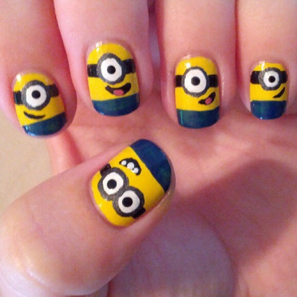 Minions are just so cute