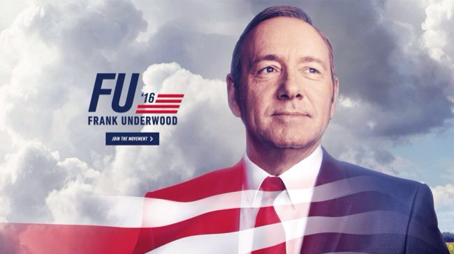 """""""HOUSE OF CARDS""""If there ever was a poster boy for Netflix, House of Cards would be it.Cards' first season boasted direction by David Fincher &acting by Kevin Spacey & was addictive television. The reason: Netflix positively wanted you to binge watch, putting all episodes up at once."""