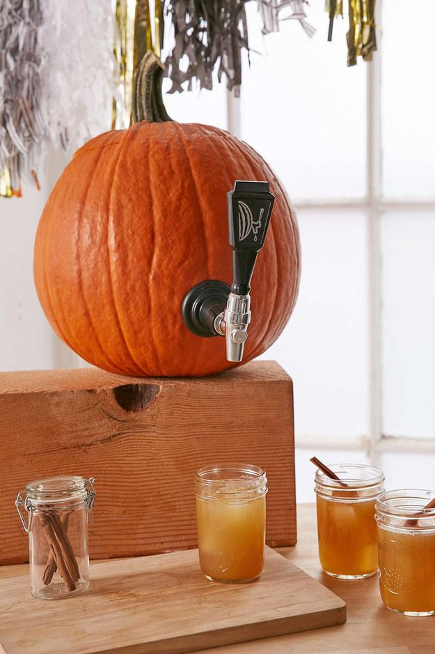 20. A pumpkin keg tapping kit to serve your cider out of.  http://www.urbanoutfitters.com/urban/catalog/productdetail.jsp?id=35515238&category=SEARCH+RESULTS&cm_mmc=CJ-_-Affiliates-_-Skimlinks-_-11389065
