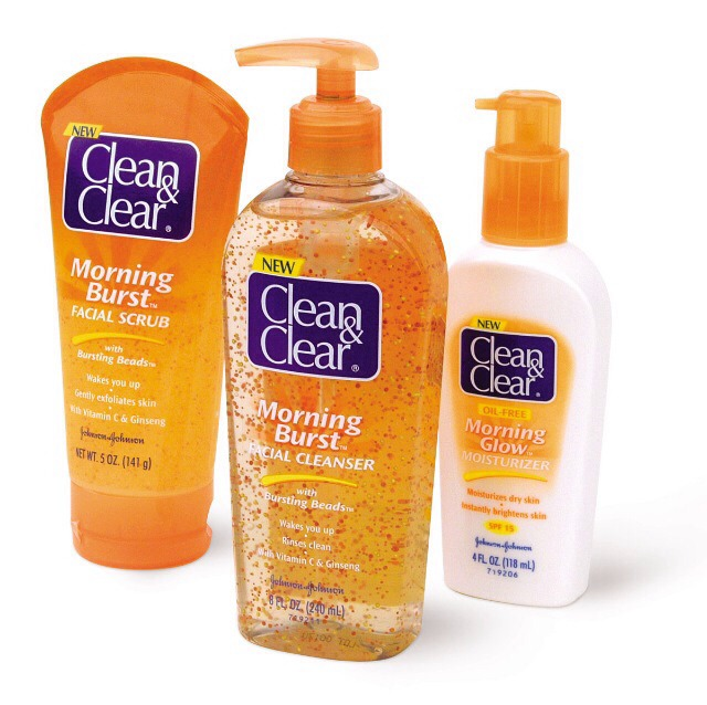 1st Thing: You will need a good face wash to prevent pimples and other things from the hot weather. I personally LOVE the clean and clear products I use them all the time and they prevent pimples from your sweat from the hot weather. Try to buy one product that goes with others for best results.