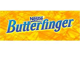 6 (2 1/8 ounce) butterfinger candy bars, crushed 1 (8 ounce) package cream cheese 1 (12 ounce) carton Cool Whip 1 graham cracker crust  Directions  Mix first three ingredients together. 2 Put it in pie crust. 3 Chill