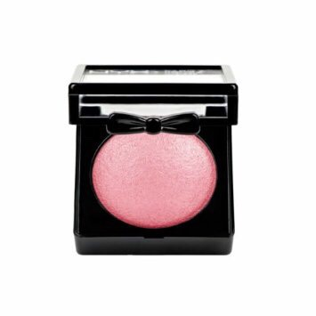 This nyx blush is so pretty, it's got a bit of shimmer to it, it's such a natural blush