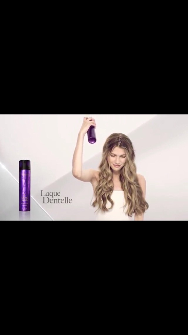 So that it lasts longer use hairspray but don't spray to close to the top of your head(roots) your hair might look greasy if you do.