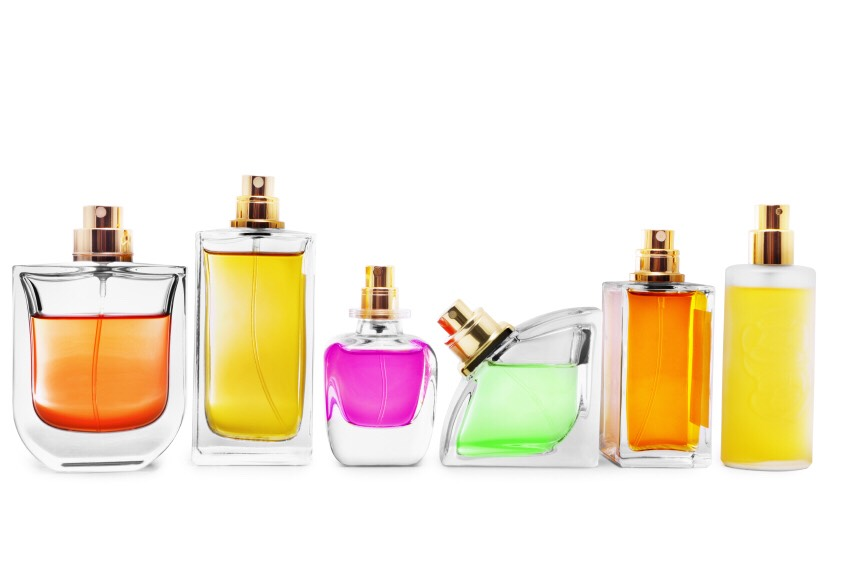 Give two sprays of your favorite perfume. this will enhance the smell.