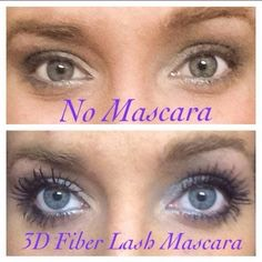 As you can see this one is one of those amazing ones. It is the Younique fiber lash mascara
