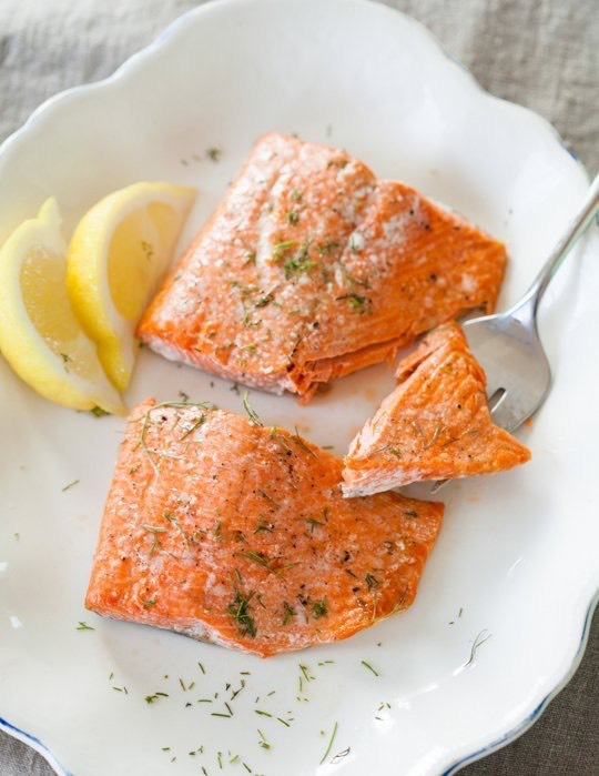 7.Eat foods with high sources of protein  If you eat a lot of protein-rich foods, you will see a huge difference in the speed in which your hair grows.Things like fish, eggs, fresh fruits and veggies, and even different meats make a difference, so cut down on junk food and focus onhealthy meals.