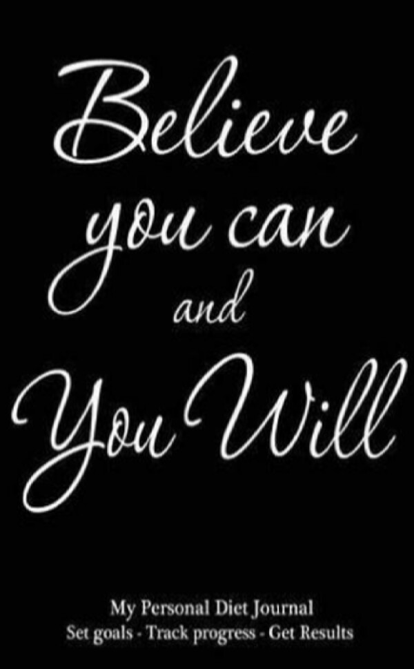first of all it will take time, it will be diffucult at times! set goals and promise your self youll reach them. take baby steps at first :)
