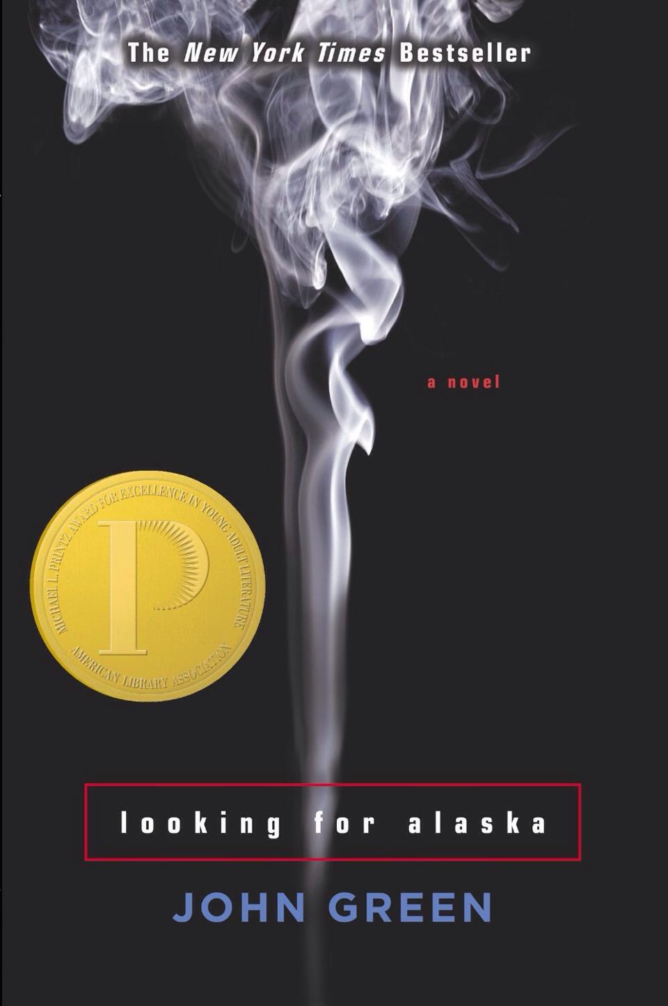 7. Looking for Alaska - John Green