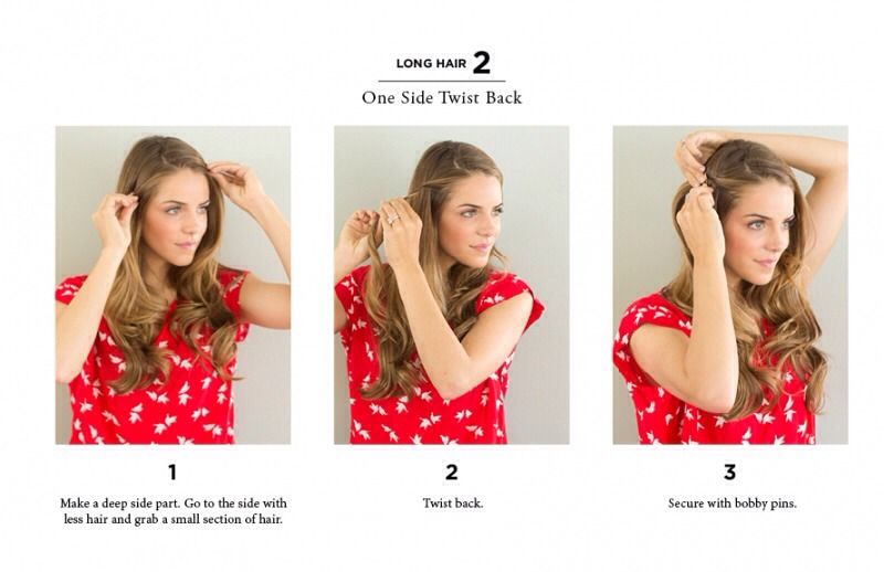 Quick Ways To Style Short Hair Musely