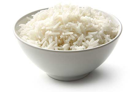 White rice has a high glycemic index, so eating it will significantly slash the time it takes you to fall asleep, according to an Australian study.