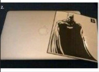 Print off a picture of batman