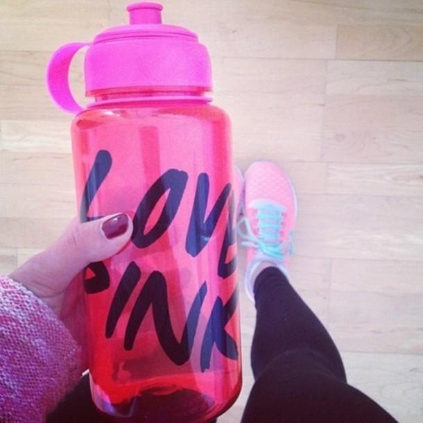 And of course, a cute water bottle is a must.  This one is from Pink and it is super cute.