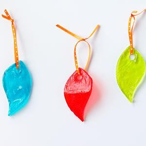 Candy Ornaments!