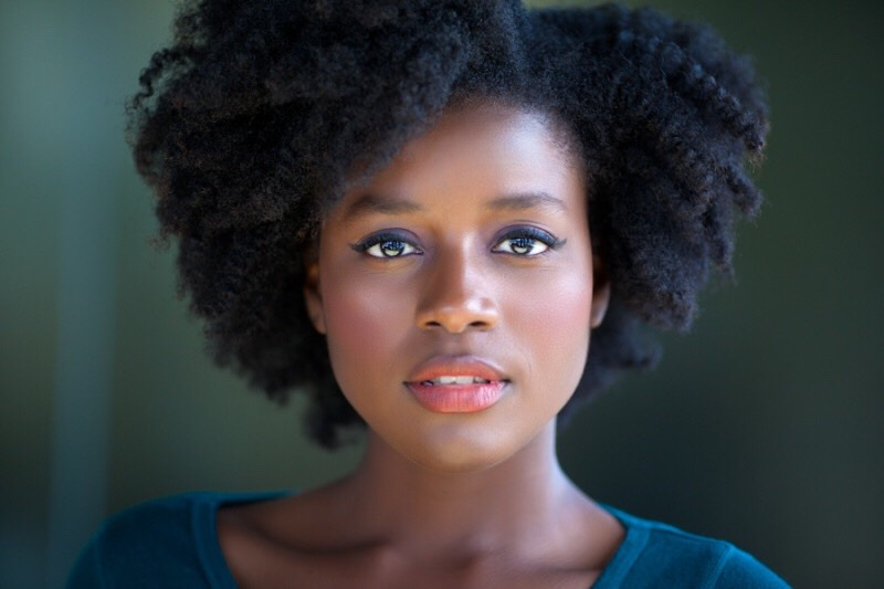 Try sticking with hair styles that are closer to the texture of your hair. For curly haired people stick with braids or twistouts rather than straightening. Or just put it in a cute messy bun! Who needs their hair on their neck in this heat anyways.