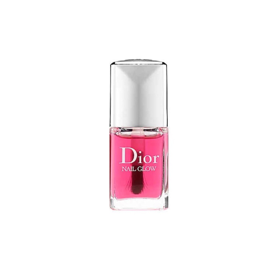 Dior Nail Glow To give your nails a hint of pink, and make them seem healthier than they actually are. $25 at Sephora.